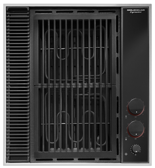 "Jenn Air Microwave >> Jenn-Air Appliances – Reviews and Rankings CVEX4100 Jenn-Air 20"" Modular Electric Downdraft ..."