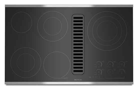 36 Quot Electric Downdraft Cooktops ~ Jenn air appliances reviews and rankings jed w