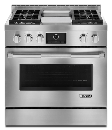 Jenn Air Appliances Reviews And Rankings Jgrp536w Jenn