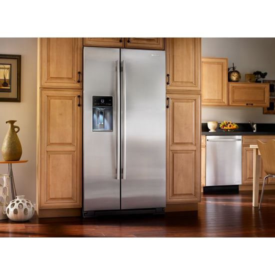 "Wine Refrigerator Reviews >> Jenn-Air Appliances – Reviews and Rankings JSC23C9EEM Jenn-Air® 72"" Counter-Depth Freestanding ..."